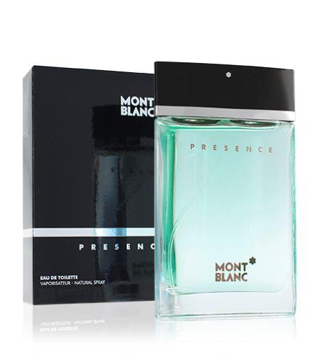 Mont Blanc Presence EDT 75 ml Pre mužov