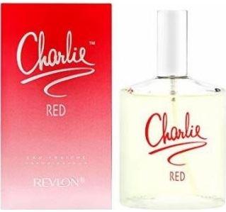 Revlon Charlie Red Eau Fraiche EDT 100 ml Pre ženy