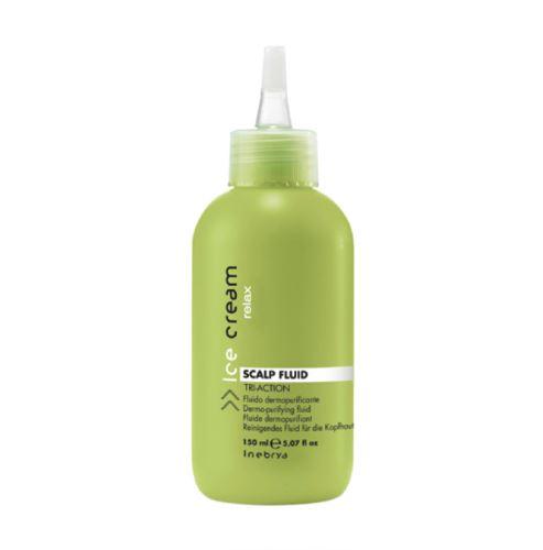 INEBRYA RELAX Scalp Fluid exfoliační kúra 150 ml Pre ženy