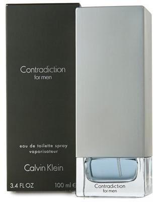 Calvin Klein Contradiction For Men EDT 100 ml Pre mužov