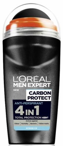 LOREAL Men Expert Carbon Protect Anti-perspirant Roll-On 50 ml