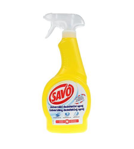 Savo Univerzálny dezinfekčný sprej 500 ml