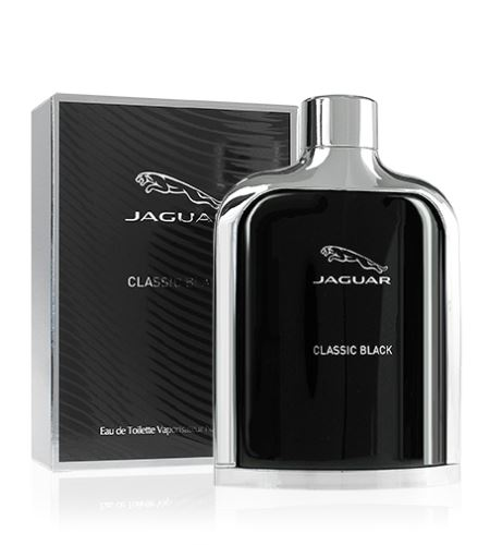 Jaguar Classic Black EDT 100 ml Pre mužov