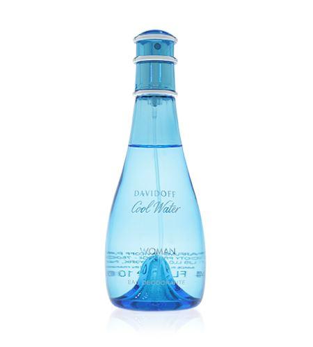 Davidoff Cool Water Woman Deodorant v spreji 100 ml Pre ženy