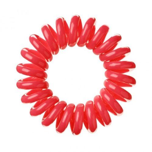 bIFULL Gumička do vlasov 3ks - červená