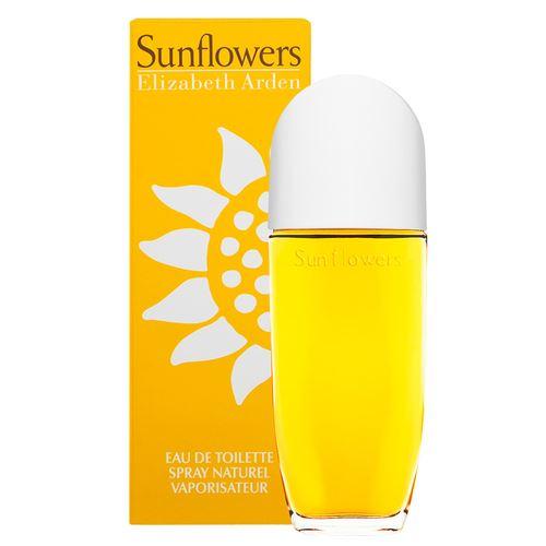 Elizabeth Arden Sunflowers EDT 100 ml Pre ženy TESTER
