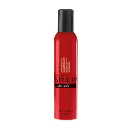 Inebrya Logic Style ekologický lak na vlasy s extra pevnou fixáciou 320 ml