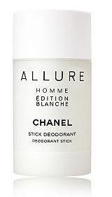 Chanel Allure Edition Blanche Deodorant tuhý 75 ml Pre mužov