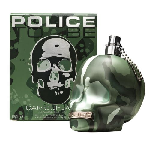 Police To Be Camouflage