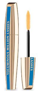 L'Oréal Paris Volume Million Lashes Waterproof vodeodolná riasenka Black 9 ml
