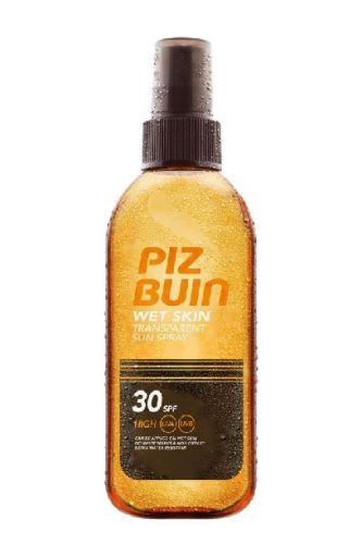 Piz Buin Wet Skin sprej na opaľovanie SPF 30 150 ml