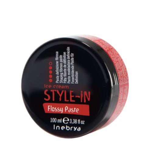 Inebrya Floss Paste tvarovacie vláknitá pasta na vlasy 100 ml