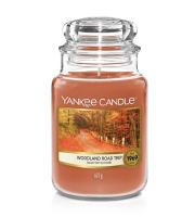 Yankee Candle Woodland Road Trip vonná sviečka 623 g