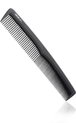 label.m Carbon Antistatic Jumbo Comb
