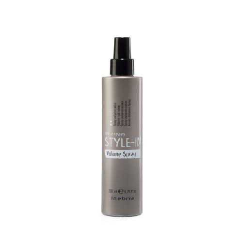 Inebrya Volume Spray sprej pre objem vlasov od korienkov 200 ml