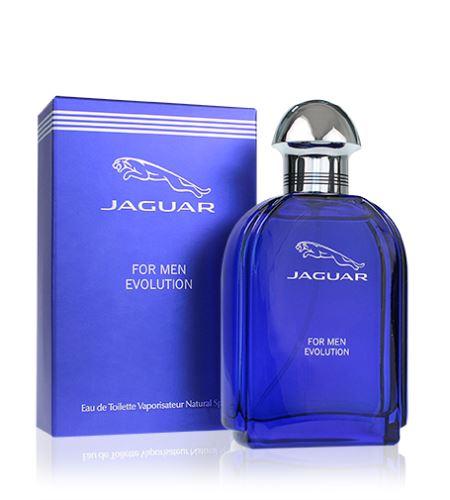 Jaguar For Men Evolution EDT 100 ml Pre mužov