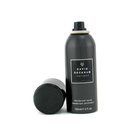 David Beckham Instinct Deodorant v spreji 150 ml Pre mužov
