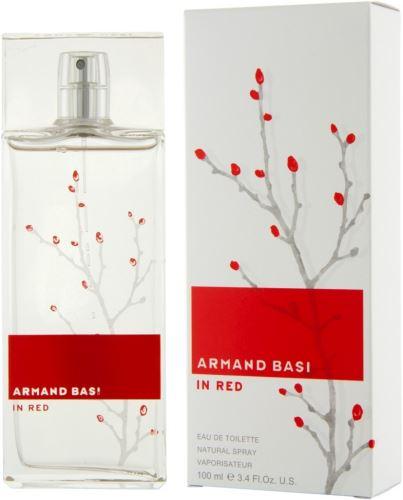 Armand Basi In Red EDT 100 ml Pre ženy