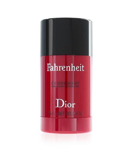 Dior Fahrenheit Deodorant tuhý 75 ml Pre mužov