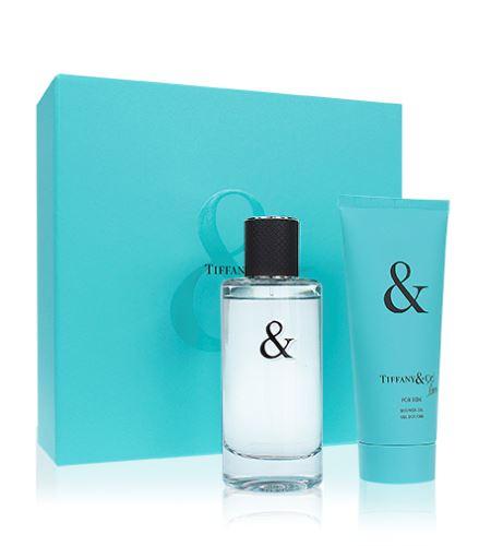 Tiffany & Co. Tiffany & Love For Him EDT 90 ml + sprchový gel 100 ml Pre mužov darčeková sada