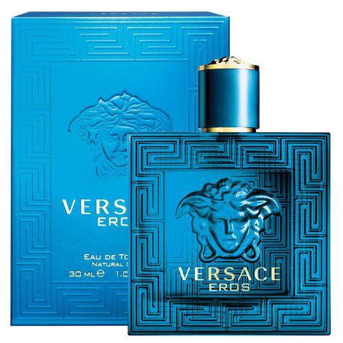 Versace Eros EDT 5 ml Pre mužov vzorka