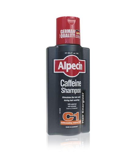 Alpecin Caffeine Shampoo Hair Energizer šampón 250 ml Pre mužov