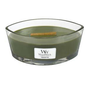 WoodWick Frasier Fir vonná sviečka 453 g