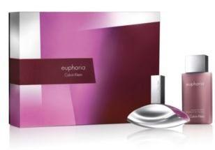 Calvin Klein Euphoria EDP 100 ml + tělové mléko 100 ml Pre ženy darčeková sada