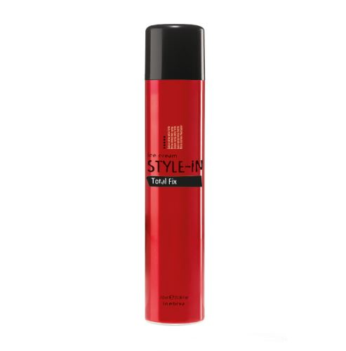 Inebrya Total Fix lak na vlasy s extra silnou fixáciou 750 ml