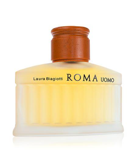 Laura Biagiotti Roma Uomo EDT 125 ml Pre mužov TESTER