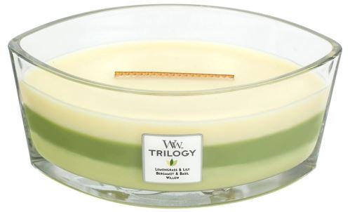 WoodWick Garden Oasis vonná sviečka 453,6 g