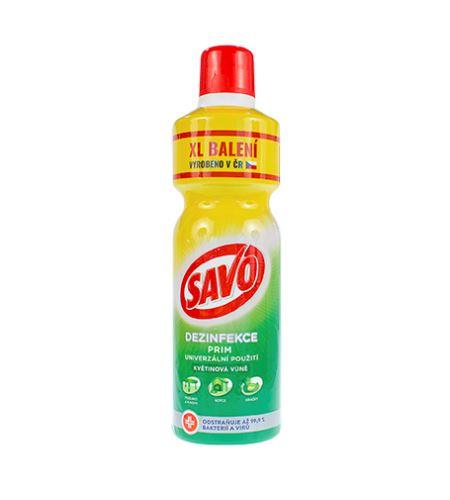 Savo Prim Kvetinová vôňa univerzálny dezinfekčný prostriedok 1,2l