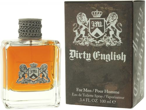 Juicy Couture Dirty English EDT 100 ml Pre mužov