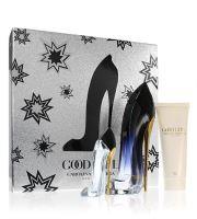Carolina Herrera Good Girl Légére EDP 50 ml + tělové mléko 75 ml + parfémovaná voda 7 ml  Pre ženy darčeková sada