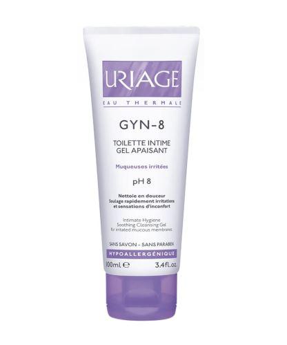 URIAGE GYN-8 gél na intímnu hygienu 100 ml Pre ženy