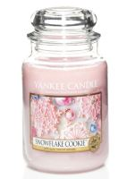 Yankee Candle Snowflake Cookie vonná sviečka 623 g