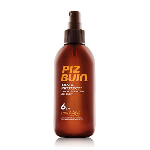 Piz Buin Tan & Protect Oil Spray SPF 6 150 ml