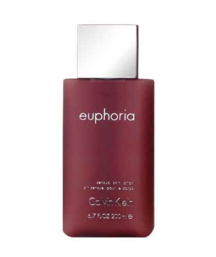 Calvin Klein Euphoria telové mlieko Pre ženy 200 ml