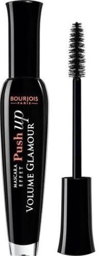 Bourjois Paris Mascara Push Up Volume Glamour Black Serum W riasenka 7 ml