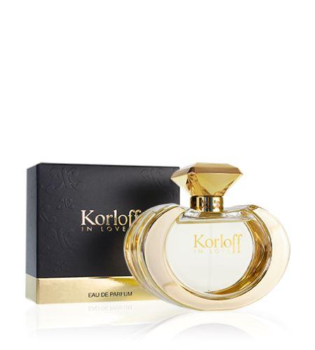 Korloff In Love parfumovaná voda Pre ženy