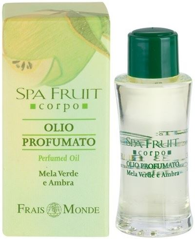 Frais Monde Spa Fruit Green Apple And Amber Parfumovaný olej 10 ml W