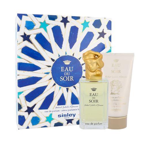 Sisley Eau du Soir darčeková kazeta pre ženy toaletná voda 100 ml + telový krém 150 ml