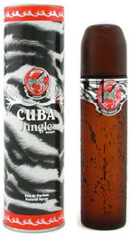 Cuba Jungle Zebra EDP 100 ml Pre ženy