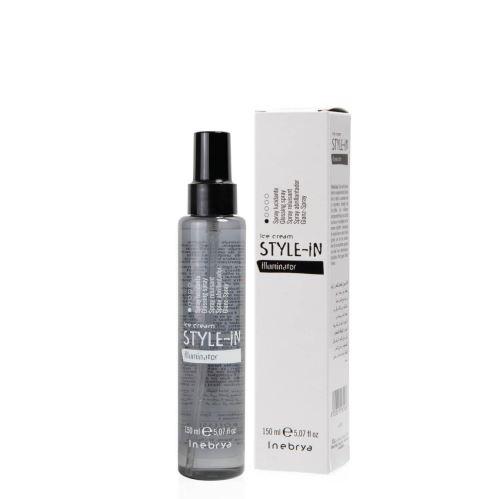 Inebrya Illuminator uhladzujúci sprej pre lesk vlasov 150 ml