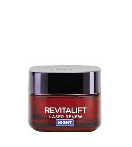 L'Oréal Paris Revitalift Laser Renew nočný krém proti starnutiu pleti 50 ml