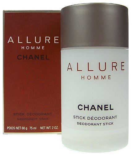 Chanel Allure Homme Deodorant tuhý 75 ml Pre mužov