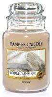 Yankee Candle Warm Cashmere vonná sviečka 623 g