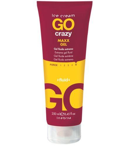 CRAZY Maxx Gel 250 ml - extrémne silný fluidné gél